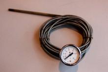 Thermometer mit Fernfühler