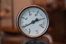 Thermometer für Heizungs- und Maschienenbau